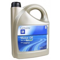 Vauxhall Genuine Vauxhall Fully Synthetic 5W-30 Dexos 1 Engine Oil 95599877 at Autovaux Genuine Vauxhall Suppliers