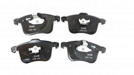 Genuine SAAB 9-3 Front Brake Pad Kit