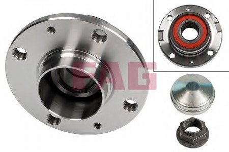 FAG Wheel Bearing Kit - Gen 2