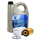 Vauxhall Genuine Vauxhall Insignia 1.8 Oil Service Kit GMINS18POCKa at Autovaux Genuine Vauxhall Suppliers
