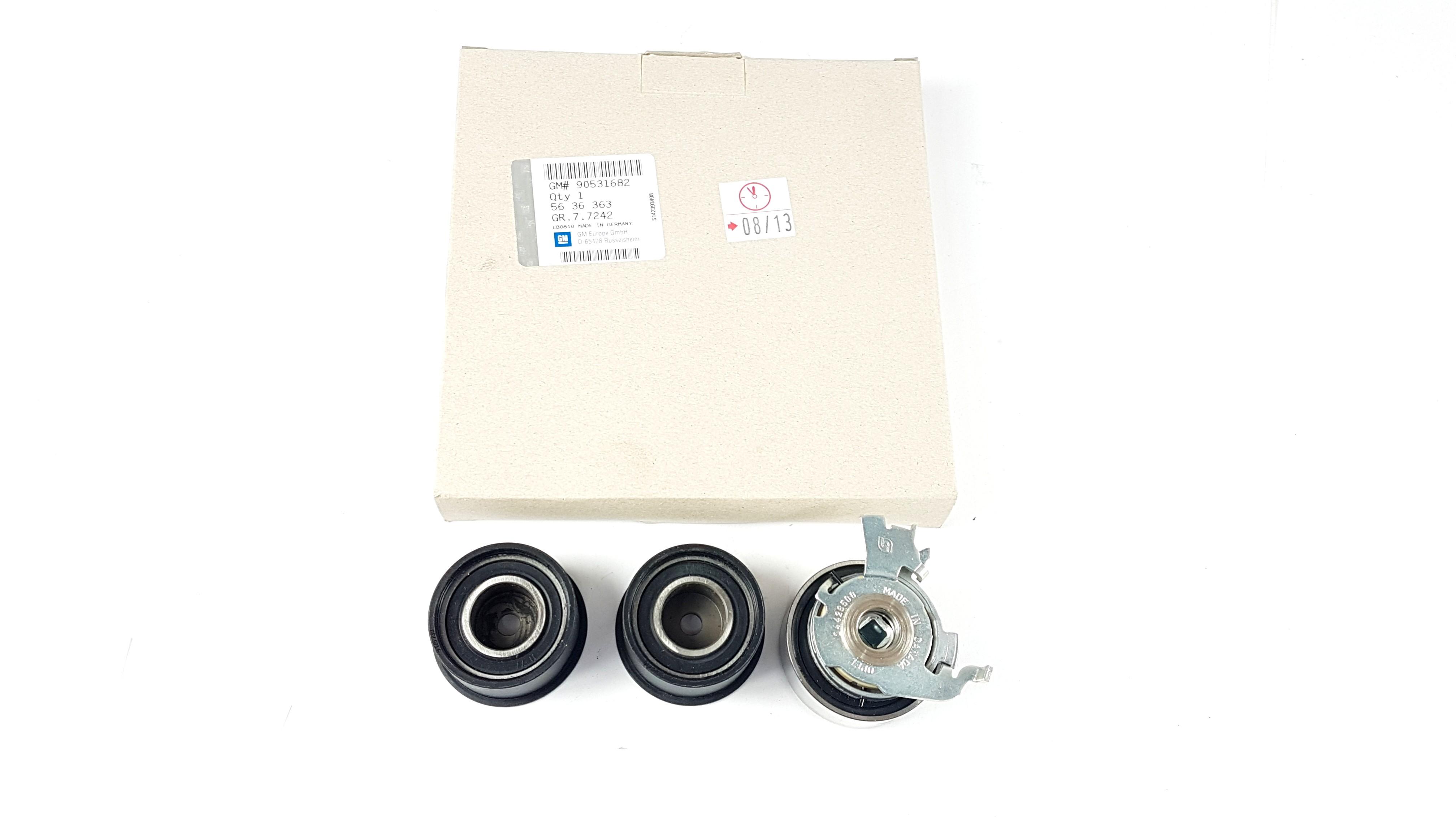Genuine Gm 93174261 X18xe X20xev Vauxhall Calibra Omega Vectra B Opel Timing Belt Astra F Kit