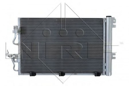 Vauxhall Astra H Zafira B Air Conditioning Condenser With Dryer