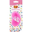 Vauxhall Jelly Belly 3D Air Freshener - Bubblegum 15216 at Autovaux Genuine Vauxhall Suppliers