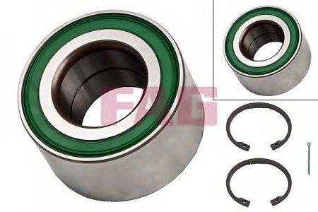 FAG Wheel Bearing Kit - Gen 1 Ball