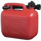 Vauxhall COSMOS 5L RED PLASTIC FUEL CAN 3106 at Autovaux Genuine Vauxhall Suppliers