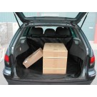 Vauxhall Town & Country Heavy Duty Waterproof Boot Liner - Extra Large BLBLK at Autovaux Genuine Vauxhall Suppliers