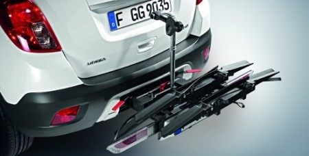 Vauxhall Mokka Flexfix Bicycle Carrier Rack