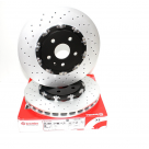Vauxhall Vauxhall Insignia VXR Brembo Front Brake Disc Set 13476989 at Autovaux Genuine Vauxhall Suppliers