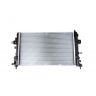 Vauxhall Vauxhall Astra H, Zafira B Engine Cooling Radiator NRF 13145211 at Autovaux Genuine Vauxhall Suppliers