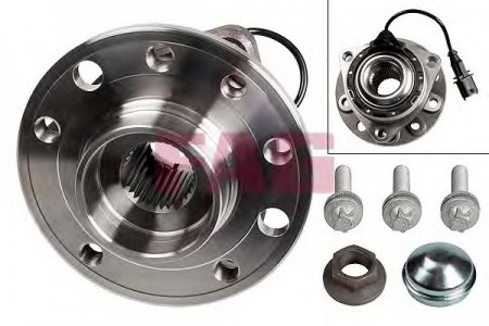 FAG Wheel Bearing Kit - Gen 3.2