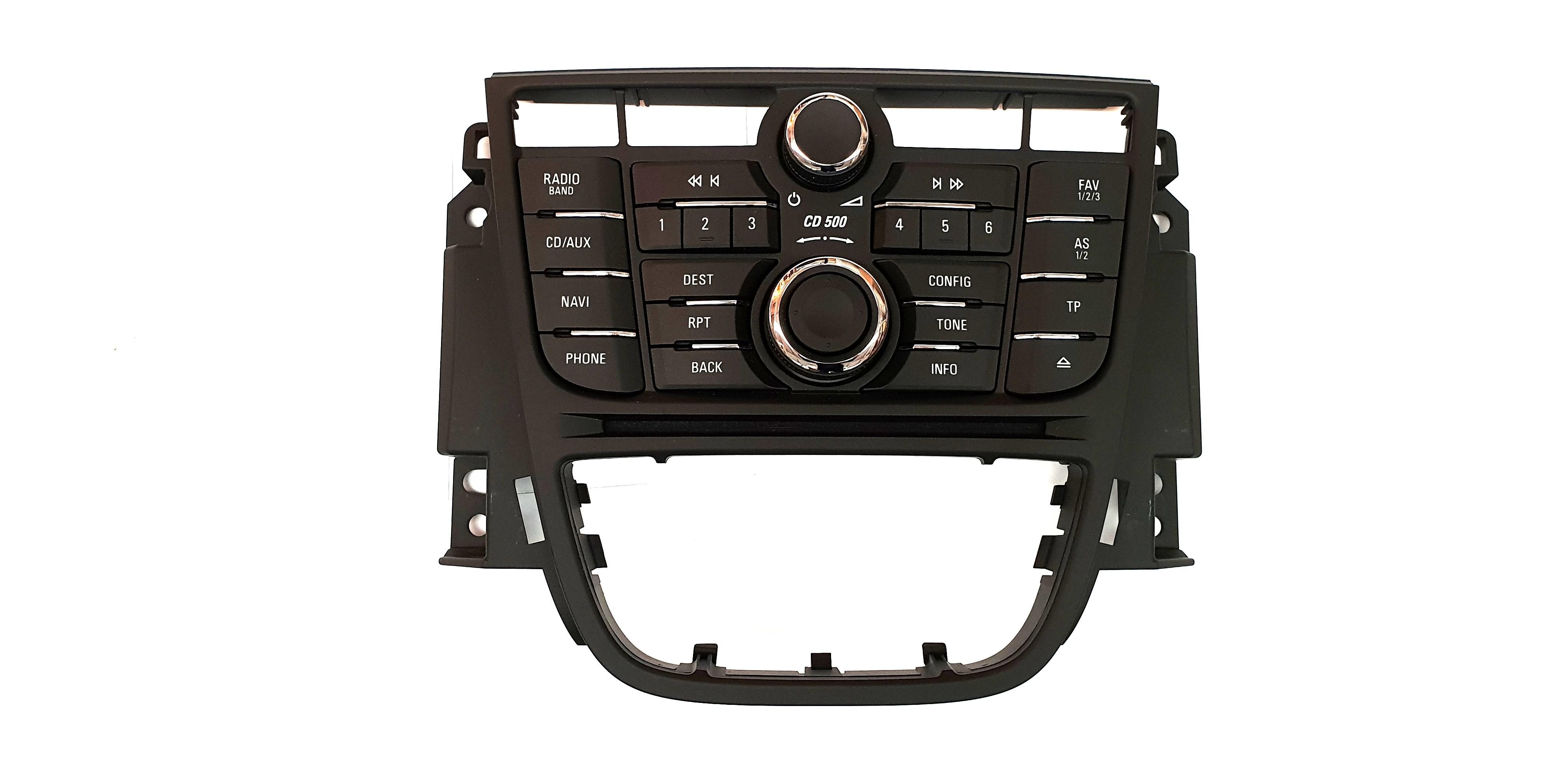 Relay Switch Vauxhall Meriva