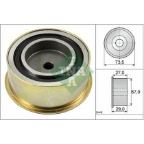 Vauxhall INA Timing Belt Deflection Guide Pulley 90323503 at Autovaux Genuine Vauxhall Suppliers