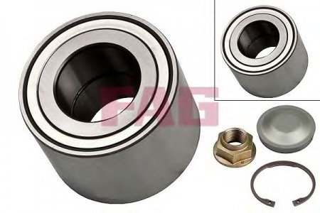FAG Wheel Bearing Kit - Gen 1 Taper