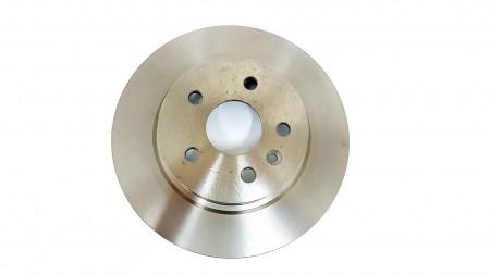Automega Single Rear Brake Disc 268mm