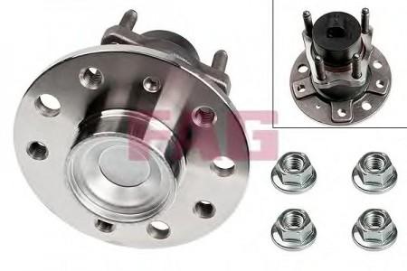 FAG Wheel Bearing Kit - Gen 3E