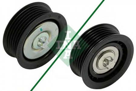 IDLER PULLEY (RIBBED)