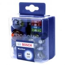 Vauxhall Bosch Maxibox H4 12V 55/60W Bulb Kit 1987301111 1987301111 at Autovaux Genuine Vauxhall Suppliers