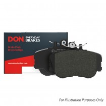 Vauxhall Don Rear Brake Pads Set 93192623 at Autovaux Genuine Vauxhall Suppliers