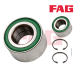FAG Wheel Bearing Kit Gen 1 Ball 9195608