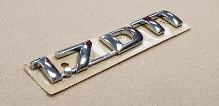 Genuine Vauxhall Astra G Rear End 1.7DTI Nameplate