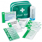 Vauxhall SAFETY FIRST AID 1 PERSON TRAVEL FIRST AID KIT NYLON K306 at Autovaux Genuine Vauxhall Suppliers