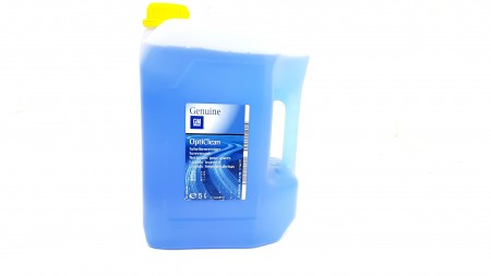 Concentrated Windscreen Washer Fluid 5 Litre