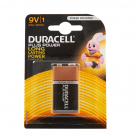 Vauxhall Duracell Plus 9V Alkaline Batteries - 1 Pack MN1604 at Autovaux Genuine Vauxhall Suppliers