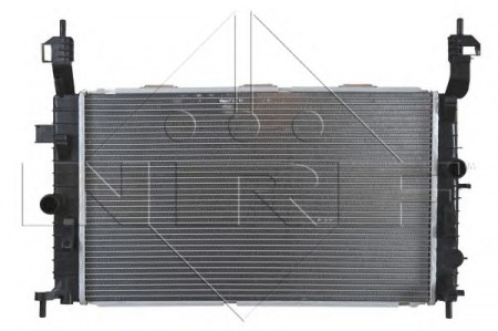 Vauxhall Meriva A Engine Cooling Radiator - NRF Part