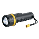 Vauxhall RING 3 LED RUBBER TORCH - 2 D RT5149 at Autovaux Genuine Vauxhall Suppliers