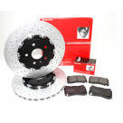 Vauxhall Vauxhall Insignia VXR Brembo Front Brake Disc & Pads Kit 13476989 at Autovaux Genuine Vauxhall Suppliers