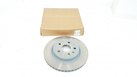 Vauxhall Insignia Rear Brake Discs for vented discs - Genuine Vauxhall Part