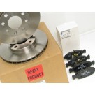 Vauxhall Genuine Vauxhall Corsa Front Brake Disc And Pad Kit 93175480 at Autovaux Genuine Vauxhall Suppliers