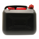 Vauxhall COSMOS 10L BLACK PLASTIC FUEL CAN 3203 at Autovaux Genuine Vauxhall Suppliers